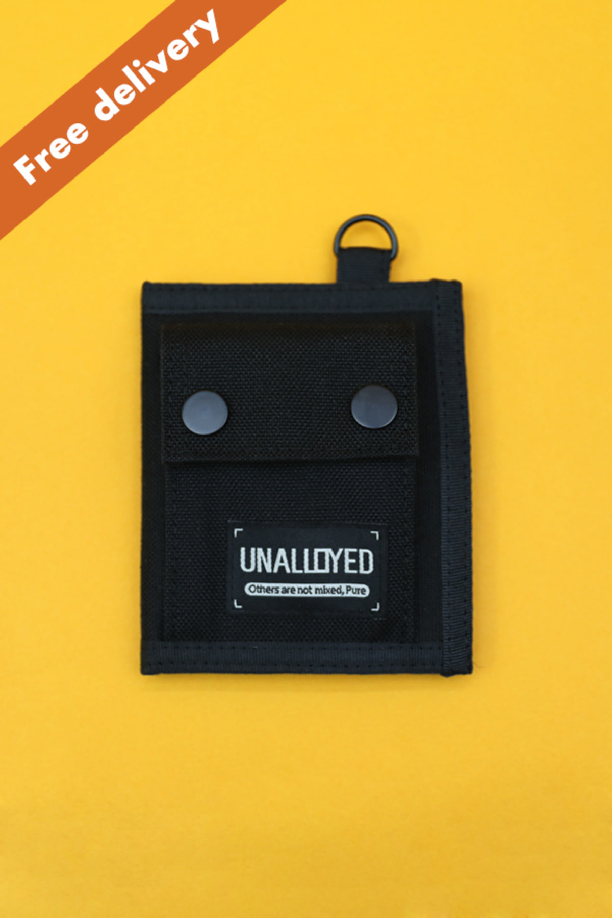 [GOODS] COIN POCKET WALLET / BLACK