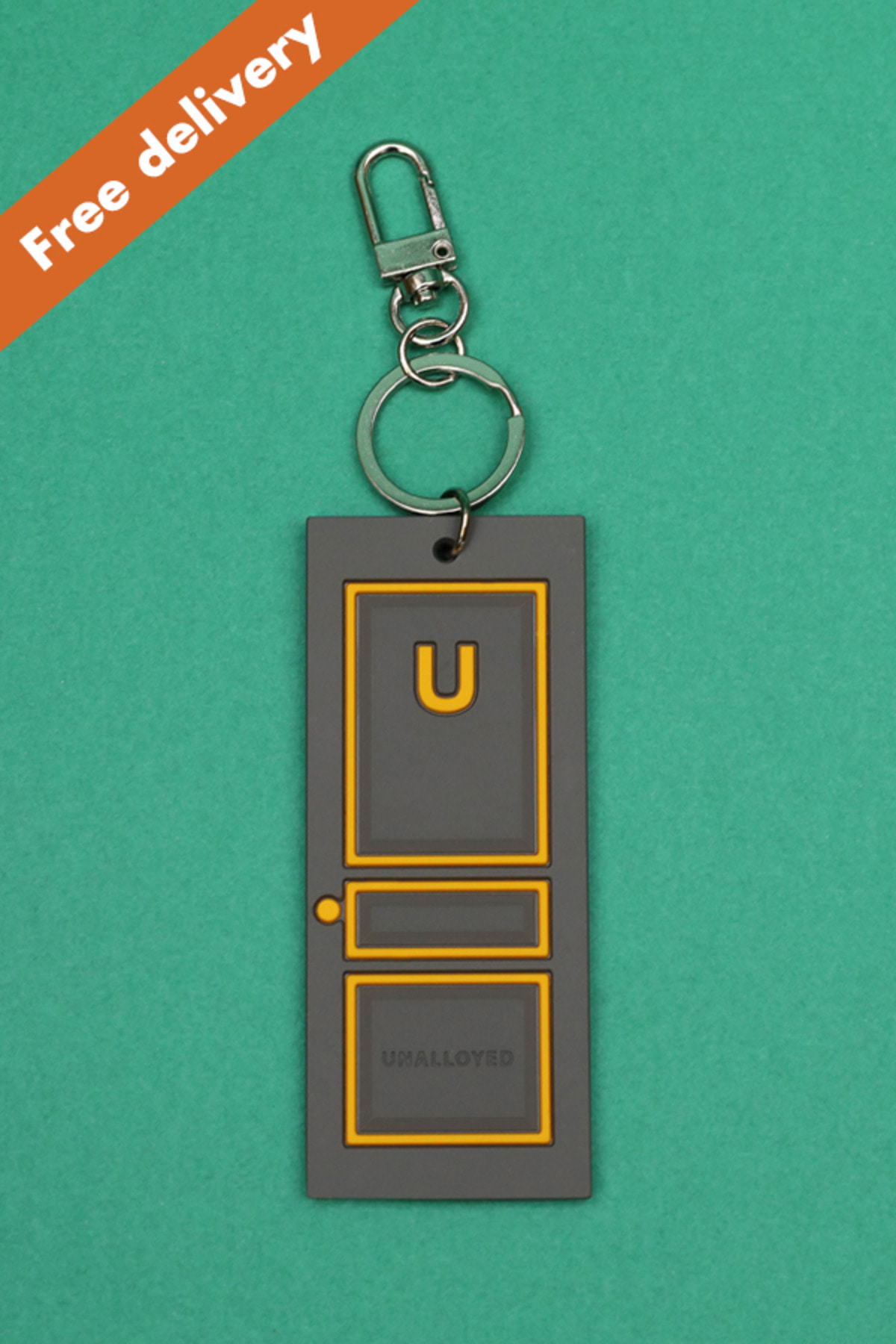 [GOODS] DOOR KEY HOLDER / GREY