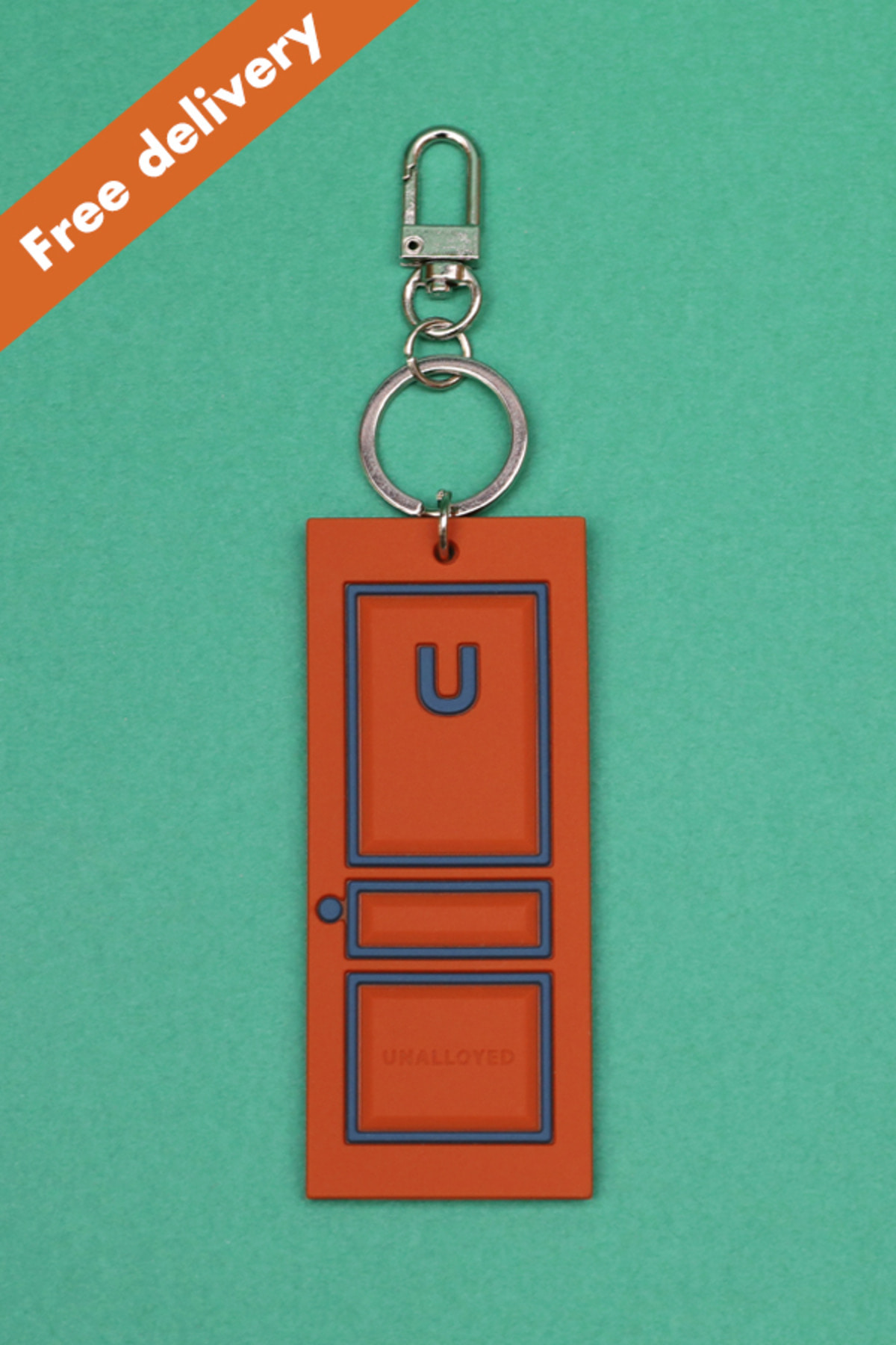 [GOODS] DOOR KEY HOLDER / ORANGE