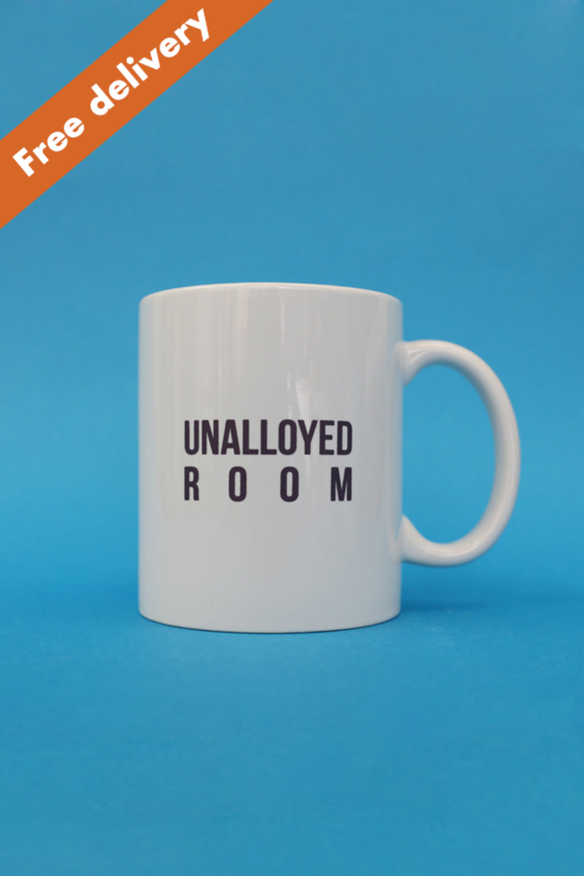 [GOODS] UNALLOYED ROOM MUG / PURPLE