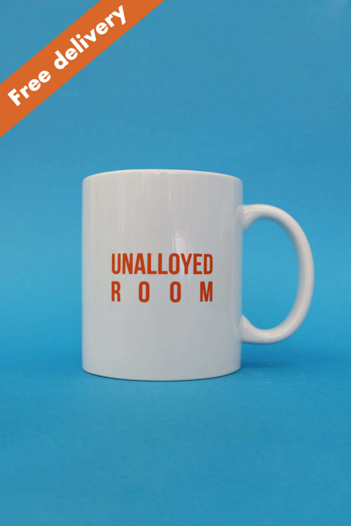 [GOODS] UNALLOYED ROOM MUG / ORANGE