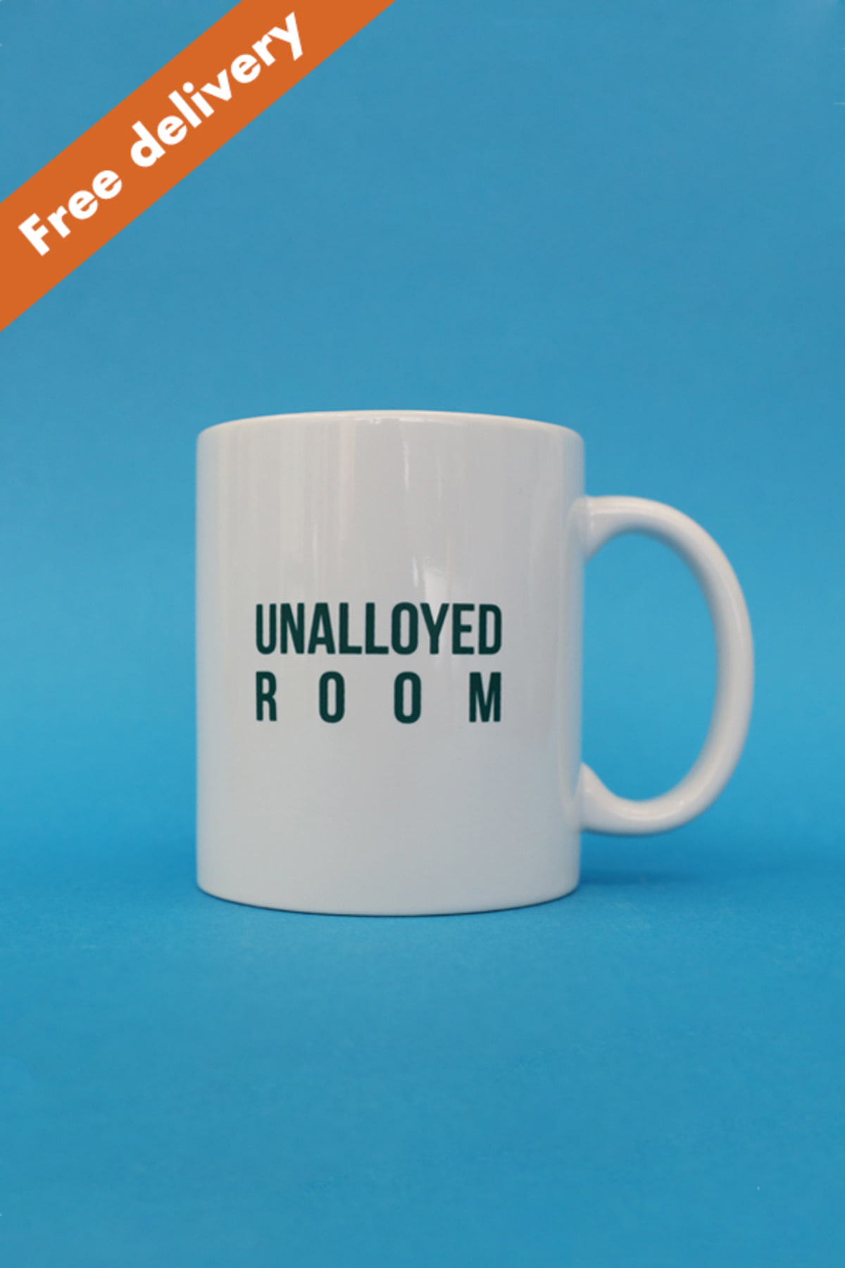 [GOODS] UNALLOYED ROOM MUG / GREEN